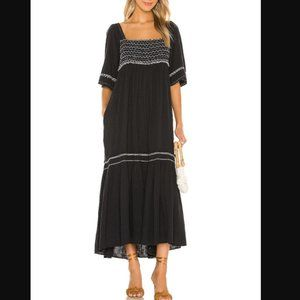 NWT Free People I'm The One Maxi Dress